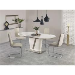 Photo of Stylefy Iberis Esszimmertisch Beige Grau