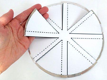 windmill template cut on aluminum circle arsh Pinterest - circle template