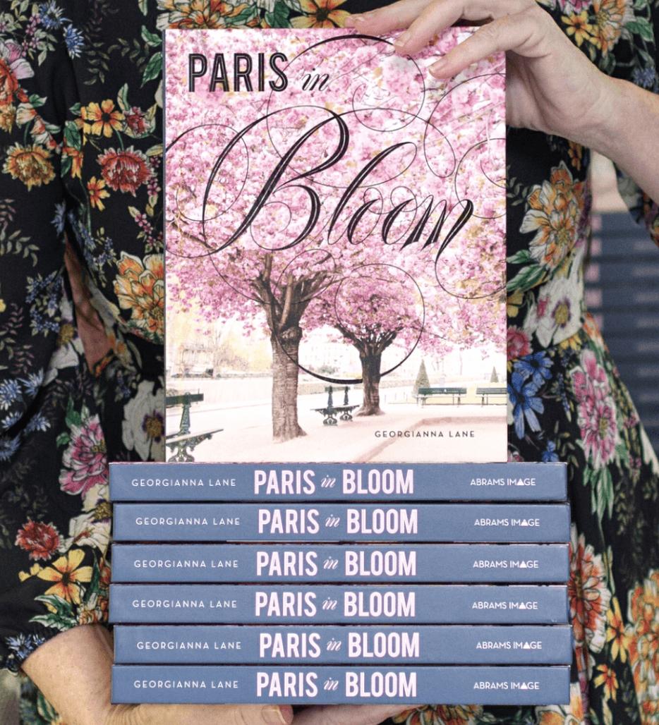 Coffee Table Book Paris In Bloom Bloom Book Coffee Table