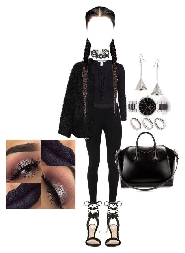 """""""Untitled #1792"""" by mrkr-lawson ❤ liked on Polyvore featuring NLY Trend, Peace of Cloth, ALDO, Givenchy, LE3NO and ASOS"""