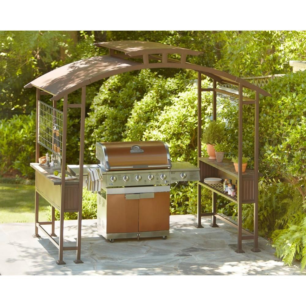 Explore Metal Gazebo Kits Grill And More