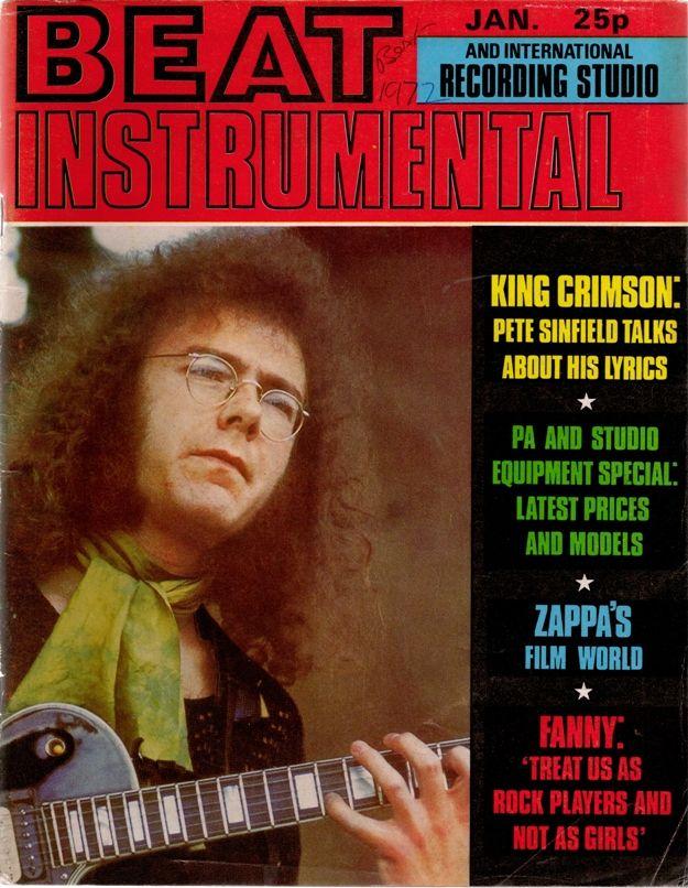 beat instrumental magazine - Google Search