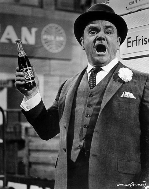 One, Two, Three! (1961) Not exactly a movie from the golden age, but certainly one of James Cagney's funniest roles! I love it.
