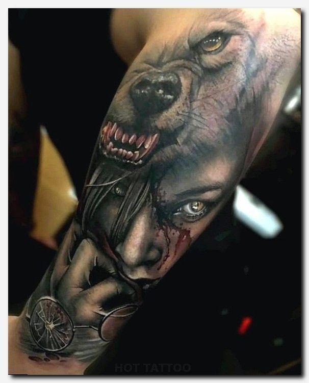 Sleeve Tattoo Generator: #wolftattoo #tattoo Woman Tattoo Art, Rose Tattoo On Back