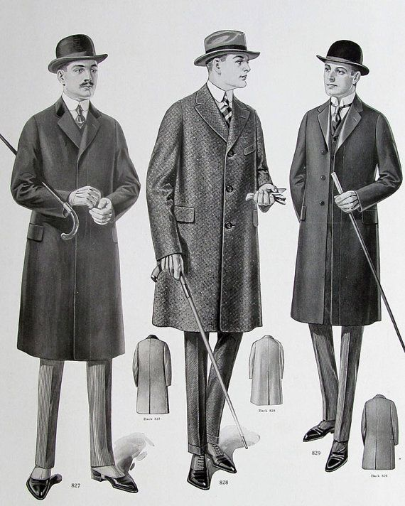 mens fashion 1919 1920 downtown gatsby era season salesmans sample chart for fabric and styles. Black Bedroom Furniture Sets. Home Design Ideas
