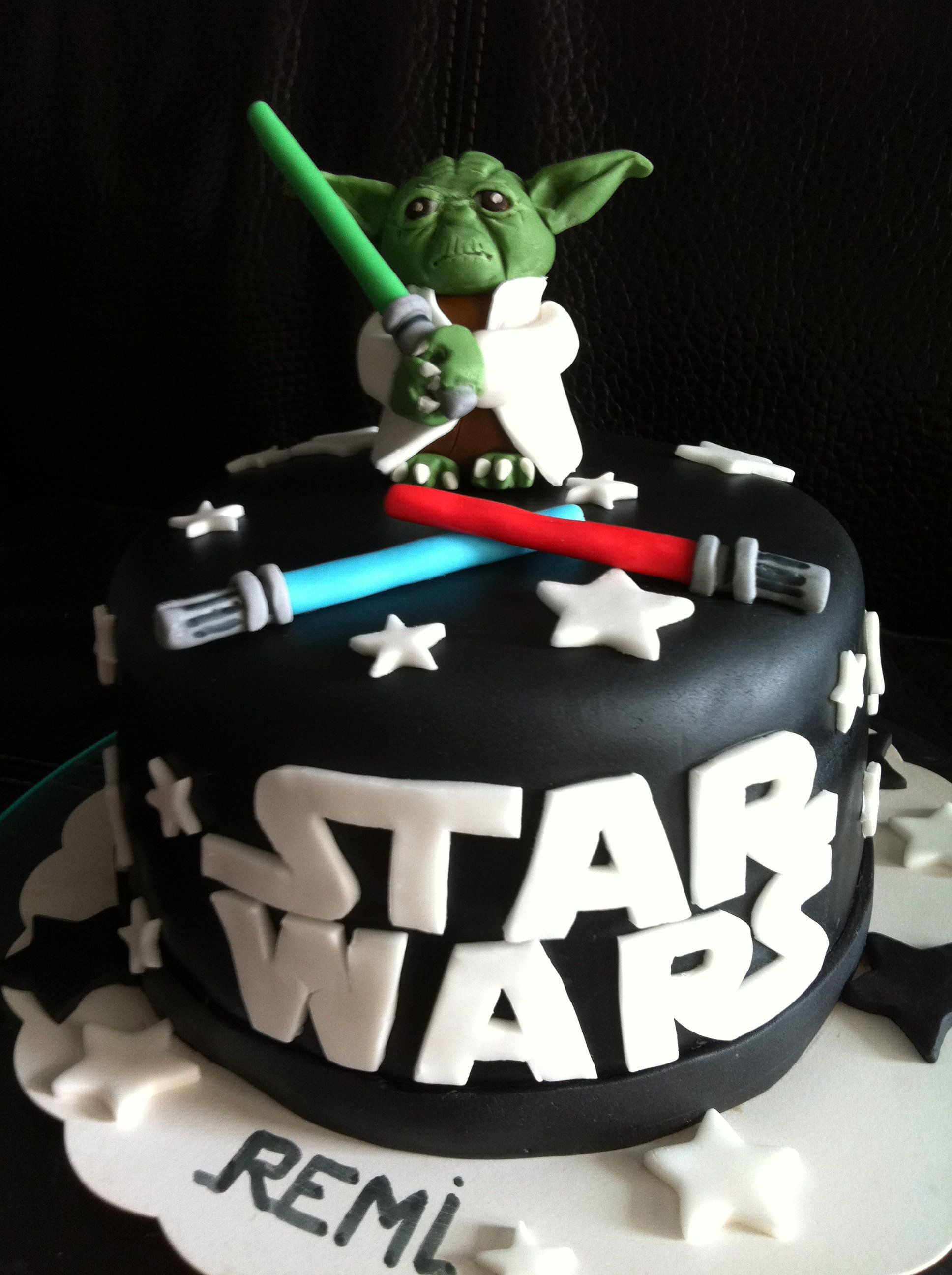 Deco gateau star wars - Deco star wars anniversaire ...