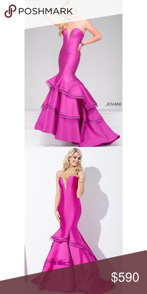 Jovani 37099 This exquisite Jovani prom dress 37099 features a ...