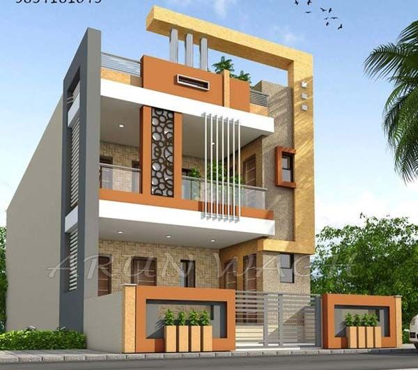Lovely Front Elevation House Design Ideas House Front Design Small House Elevation Design House Paint Exterior