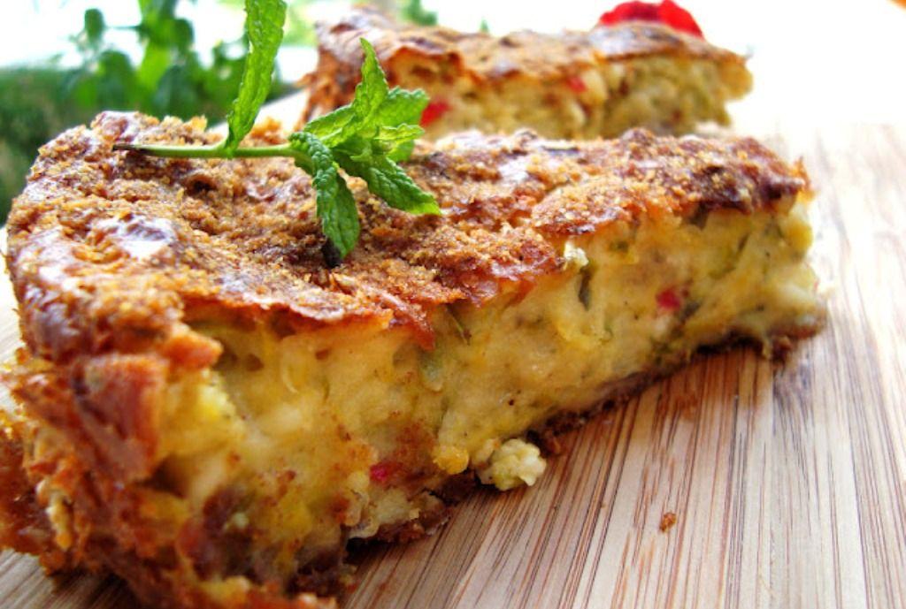 Συνταγή: Πανεύκολη κολοκυθόπιτα (Μπαρμπαρίγου) « Συνταγές με κέφι