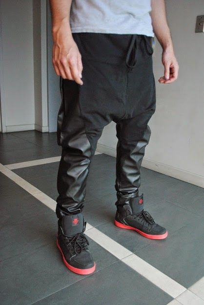 Pantalones Anchos Hombre 430414aee62