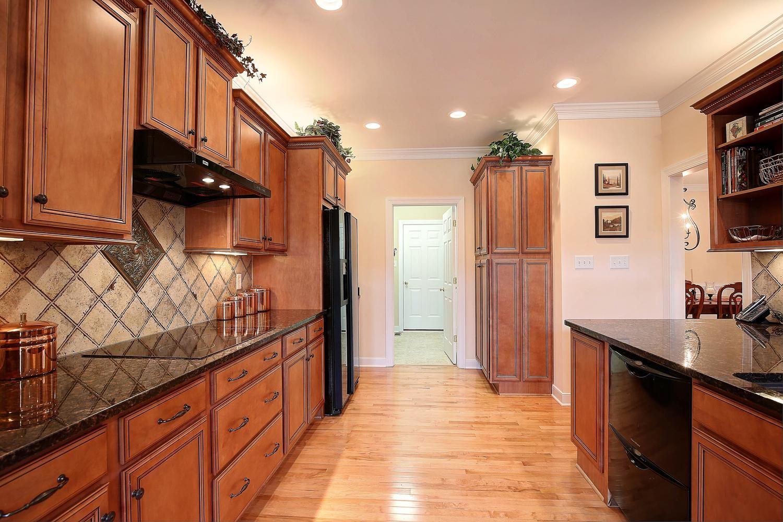 Kitchen   Maple hardwood floors, Bedroom upgrade, Kitchen