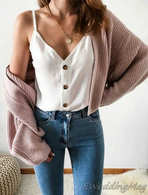 Photo of The Best Women's Cardigan Spring Summer Outfits No 03