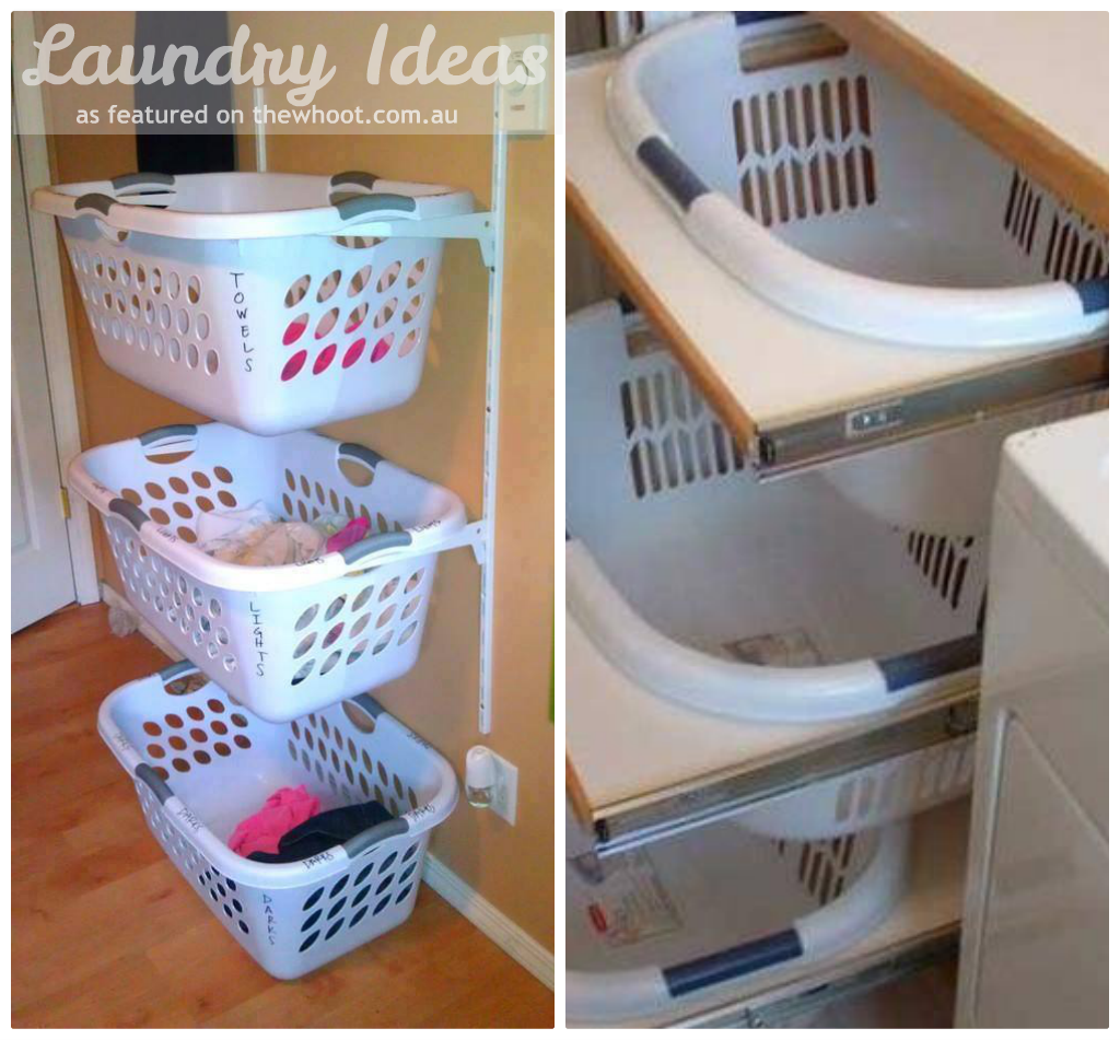 Kleine Küche Aufräumen Laundry Storage Ideas For Small Spaces Useful Yummy