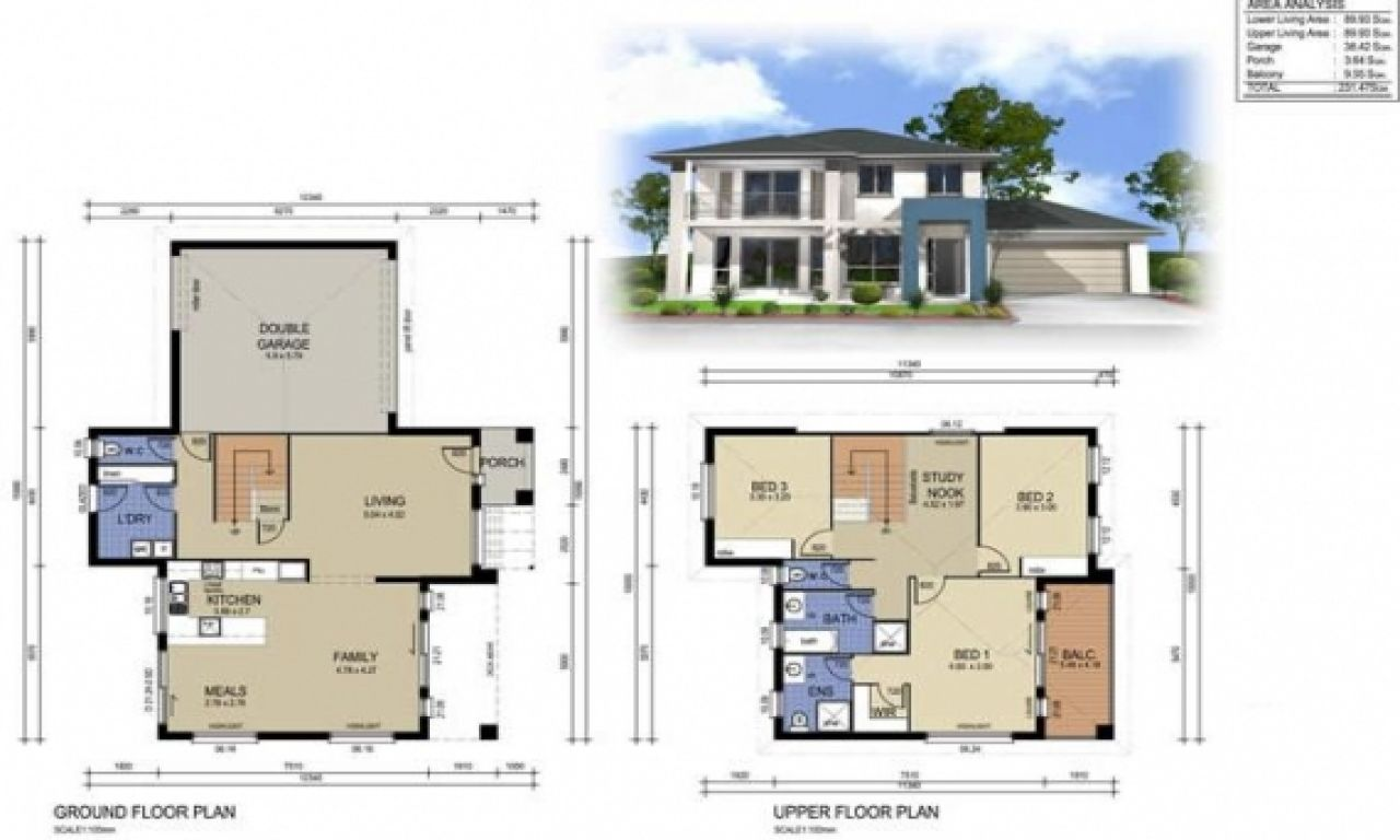 Create Your Own Home Then Build It See The Details Here Start Off With The Basics 2 Storey House Design House Balcony Design Small House Design Philippines