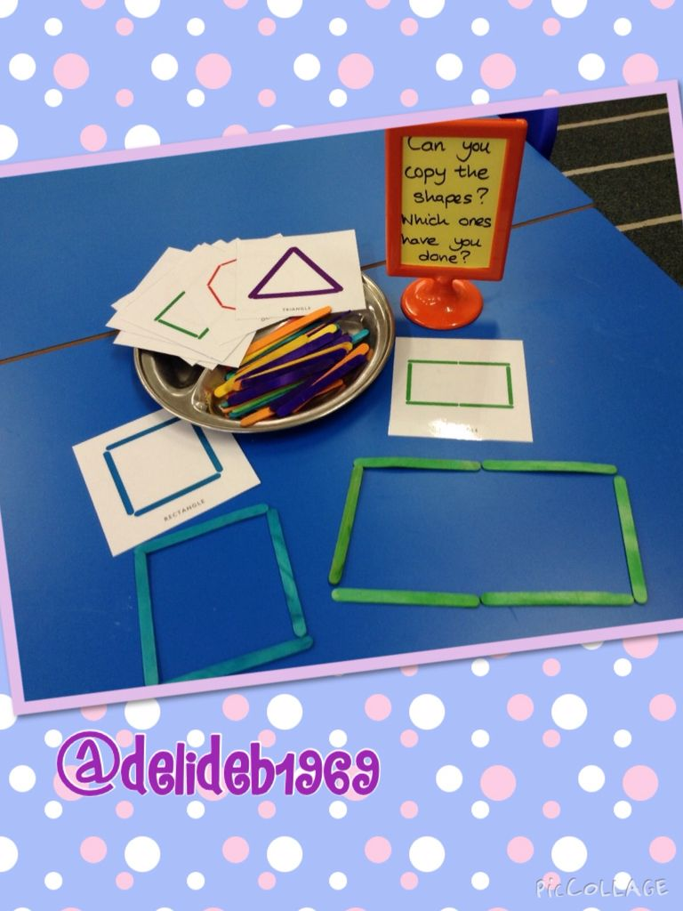 These matching cards are great for discussing properties of 2d shape ...