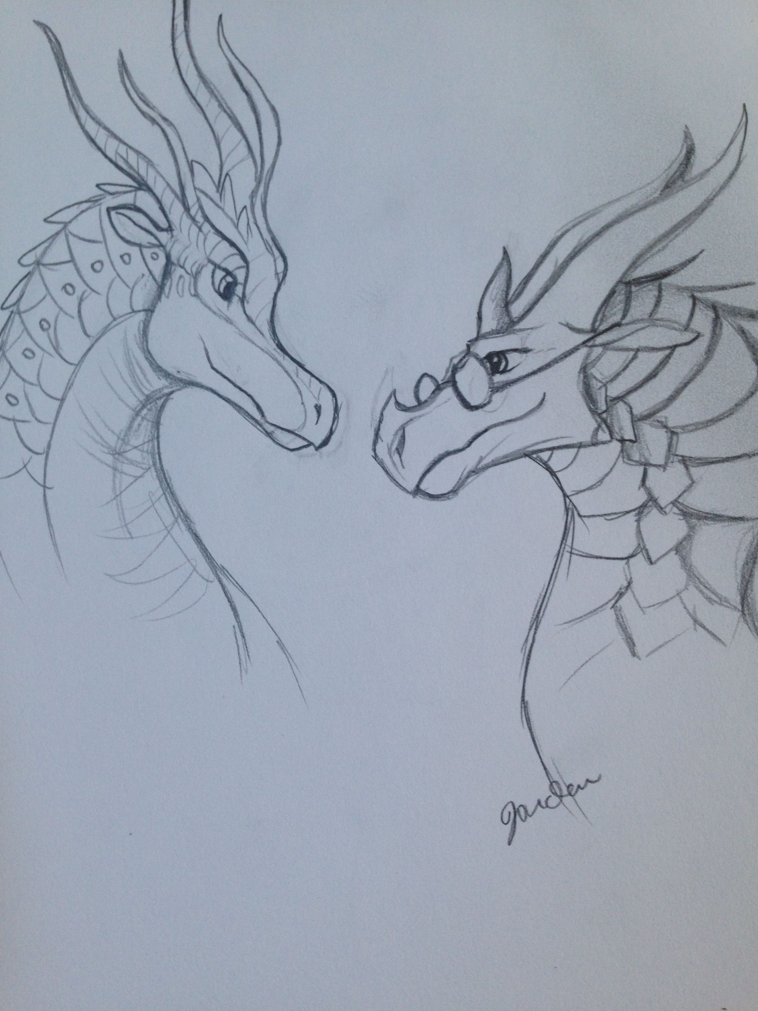 Blue And Cricket Wings Of Fire Dragons