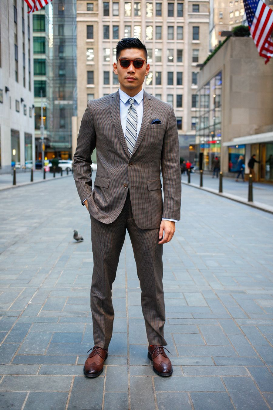 Elevate your look this season with our hottest new slim fit suit ...