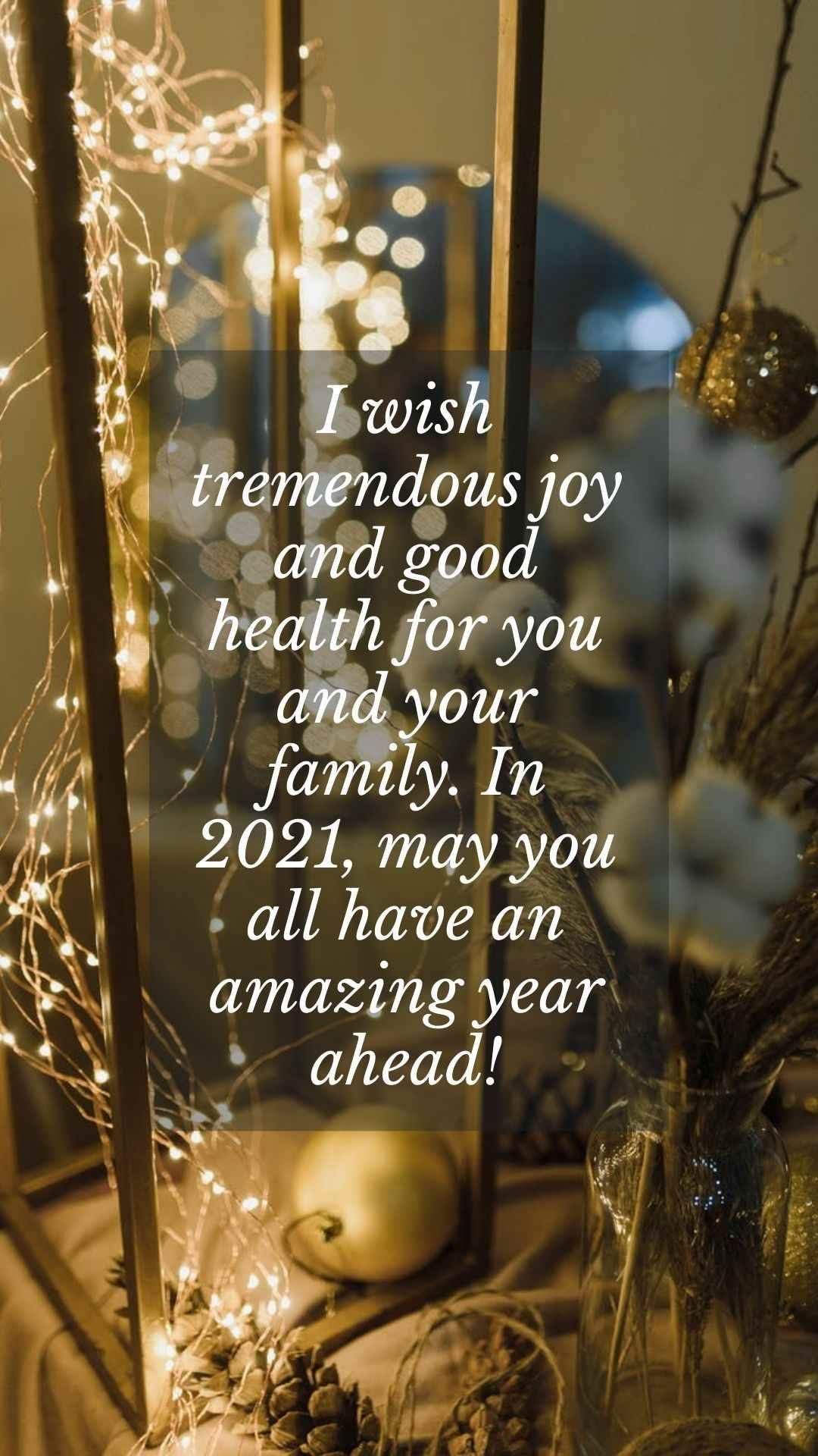 Quotes For Friends New Year 2021
