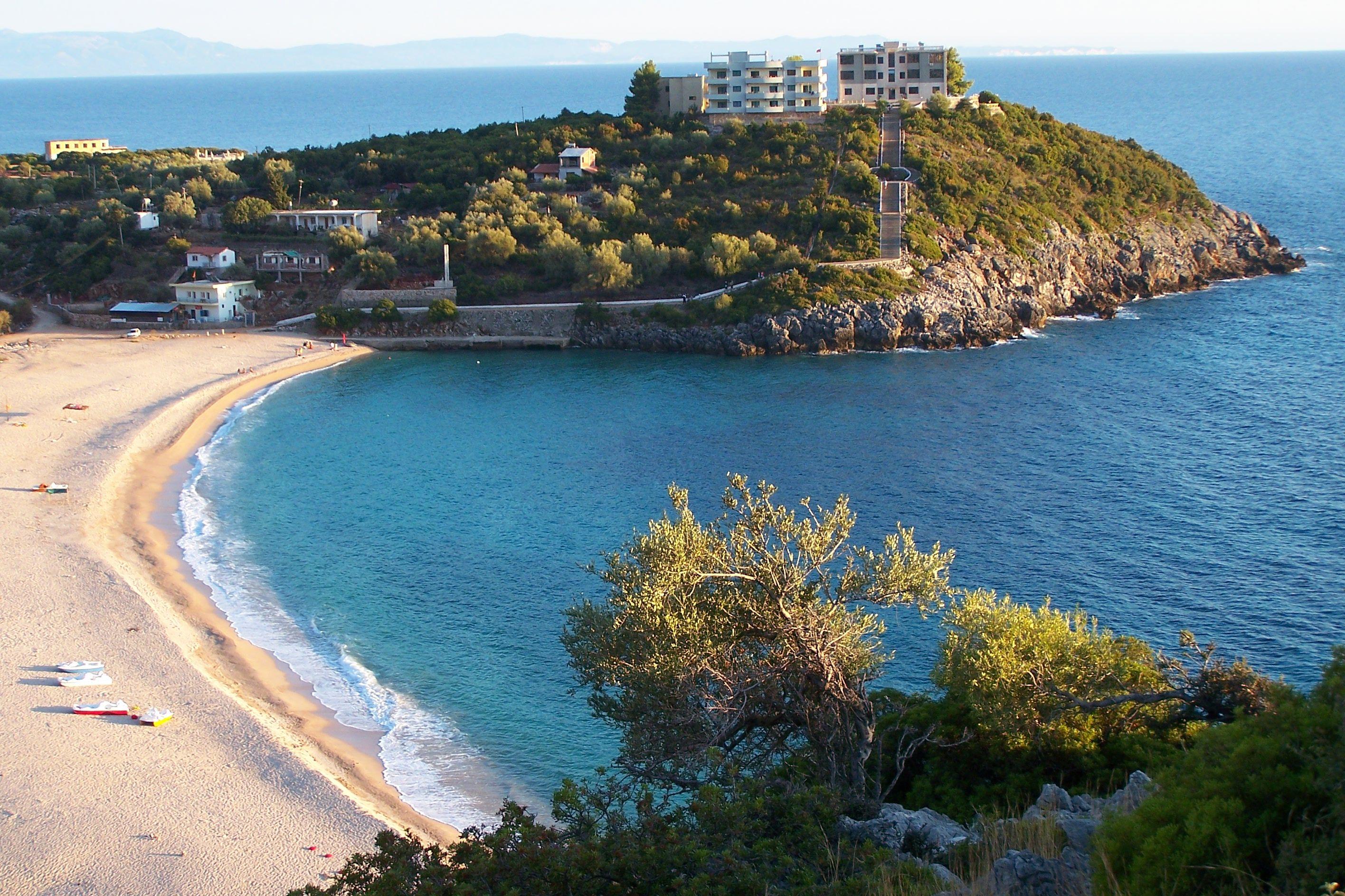 Jala Beach Vlora Albania Best Places To Honeymoon