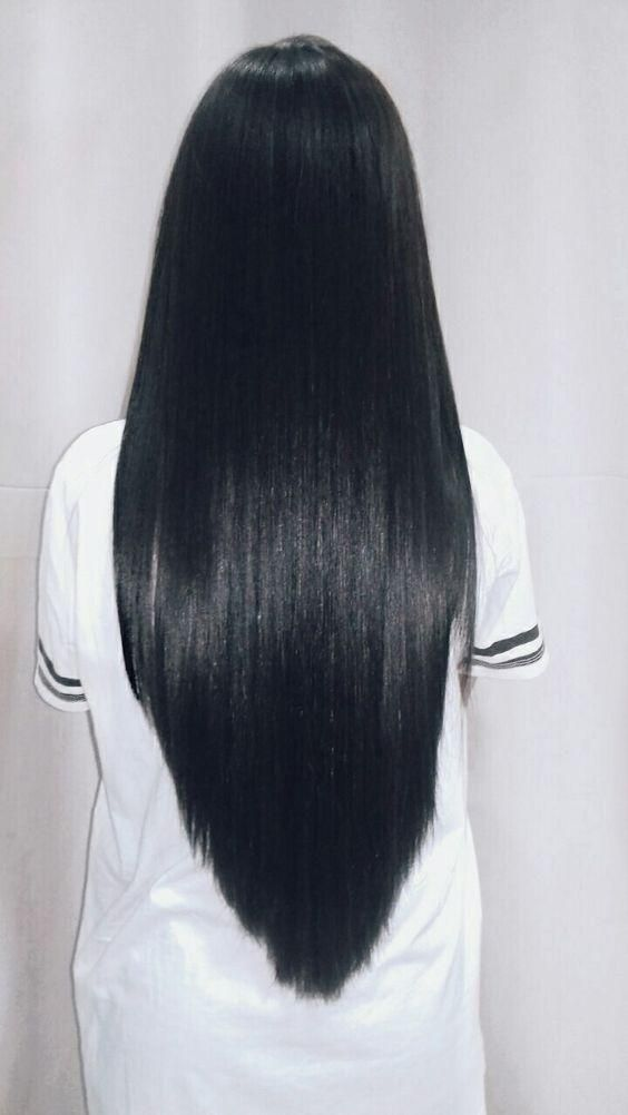 Are You Looking For Long Black Straight Hairstyles See Our
