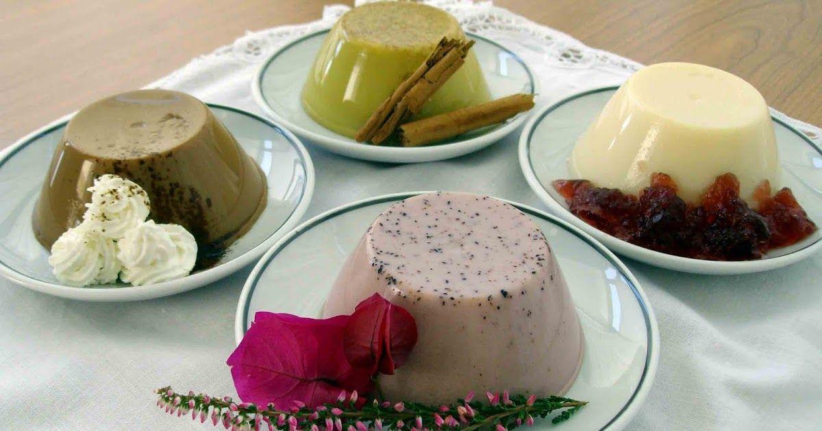 recetas de postres para dieta disociadas