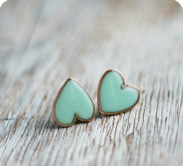 6d4ab0db6adc turquoise heart earrings