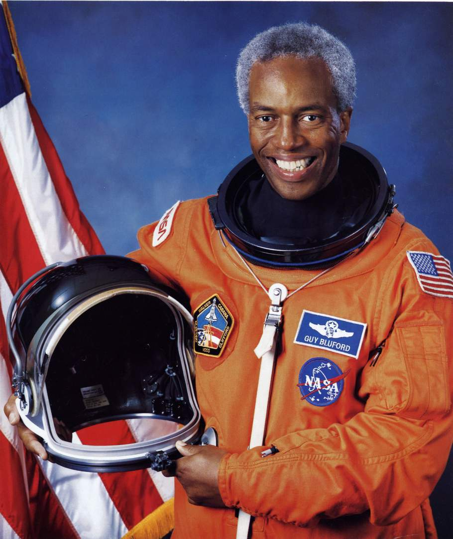 1983 First African American in Space in 2020 African