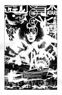 """""""Blade Runner"""" by Tomm Coker"""