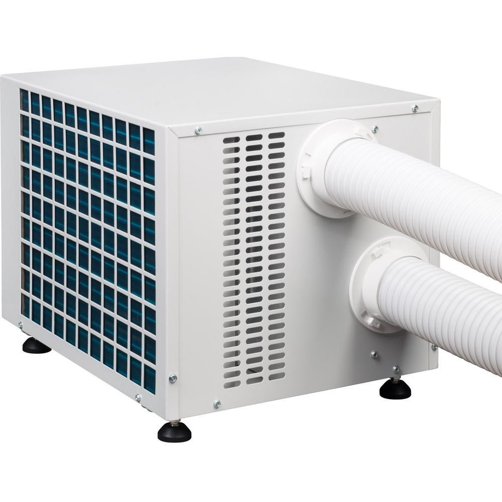 Climateright 5000 Btu Portable Air Conditioner With Heat And