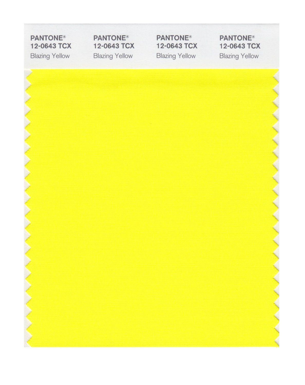 PANTONE SMART 12-0601X Color Swatch Card Eggnog
