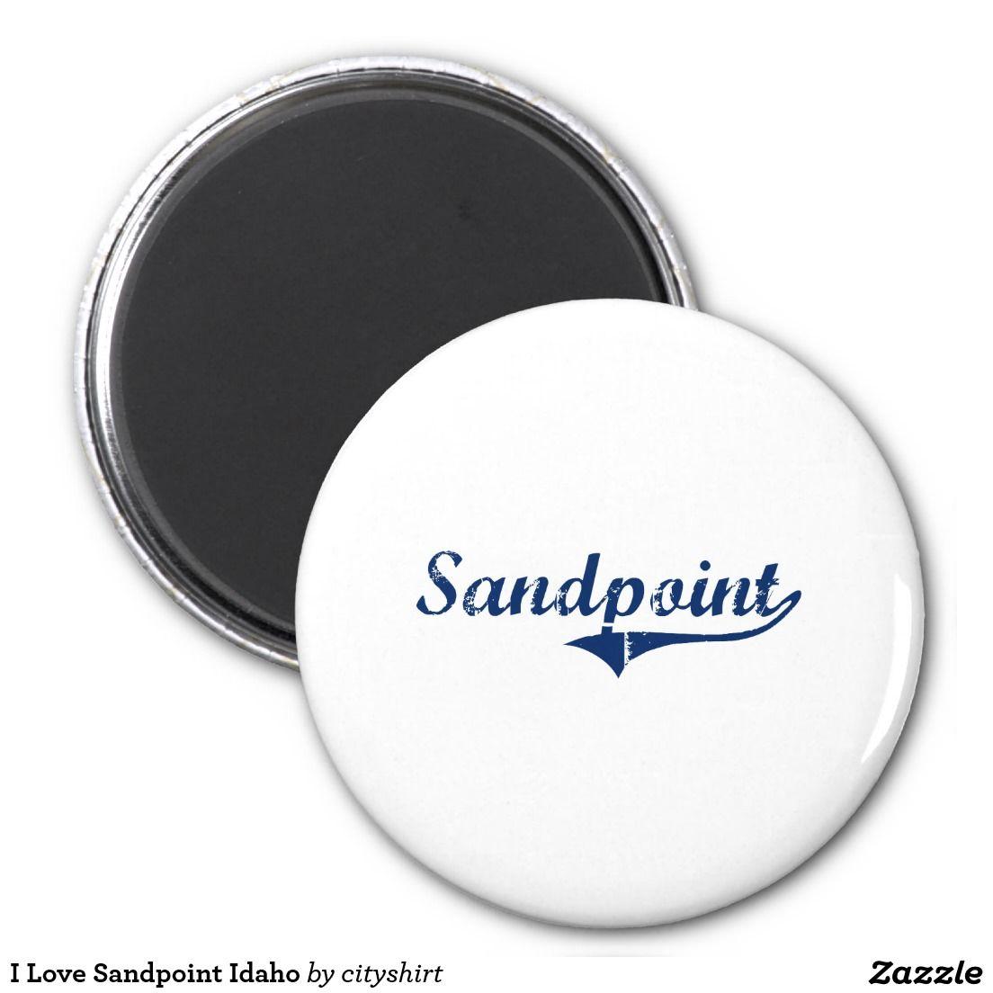 I love sandpoint idaho jersey city