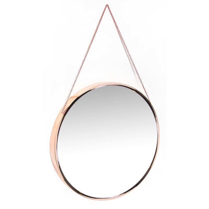15 Best Round Mirrors Mirror Round Mirrors Mirrors Wayfair