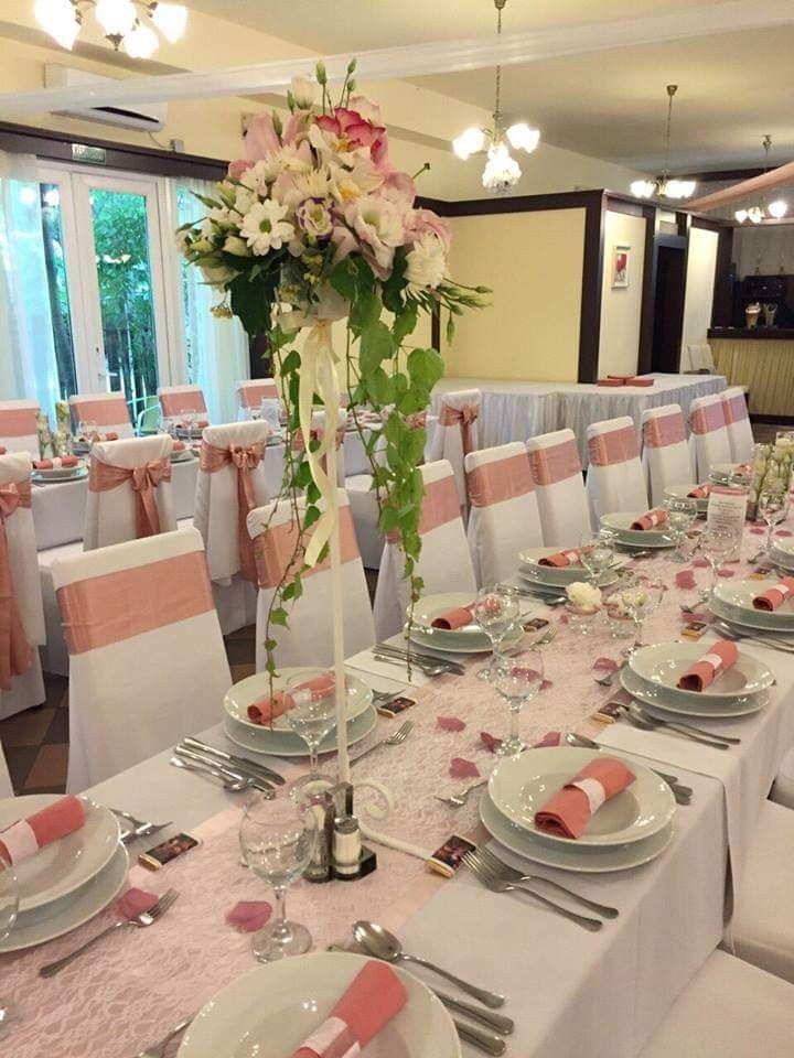 Pin by Márti Végváriné on esküvői asztal Esküvői asztal