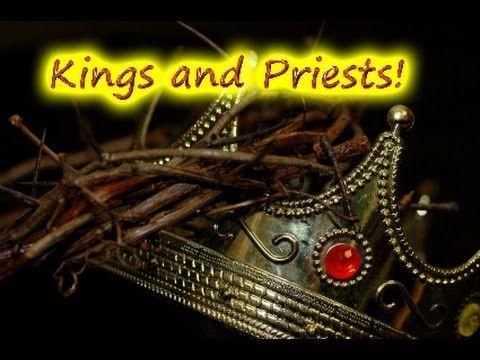 Kings & Priests - Israelite Music | Priest, Pray, Christ the king