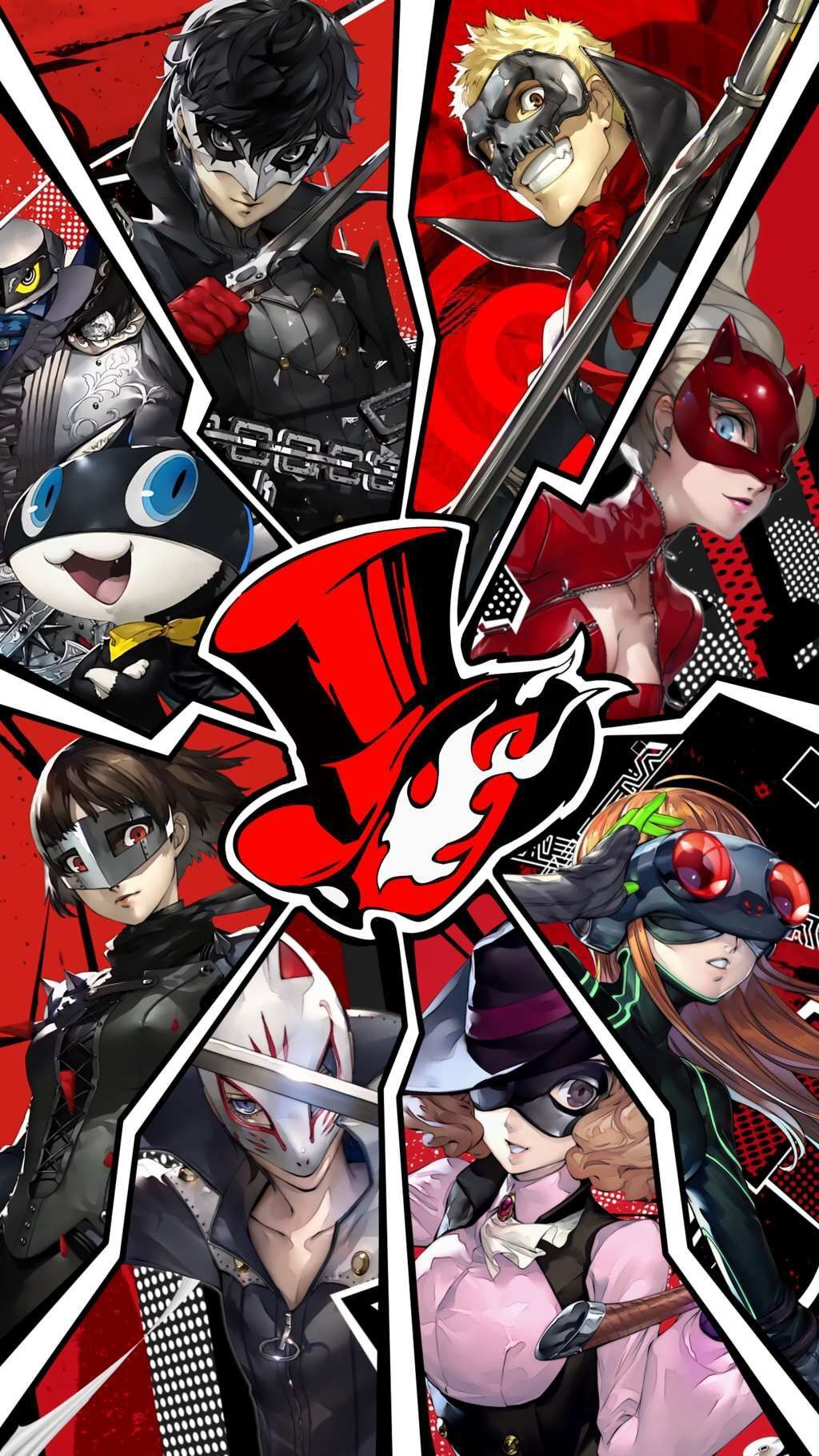 Persona 5 Wallpaper May Be My New Wallpaper X3 Persona 5