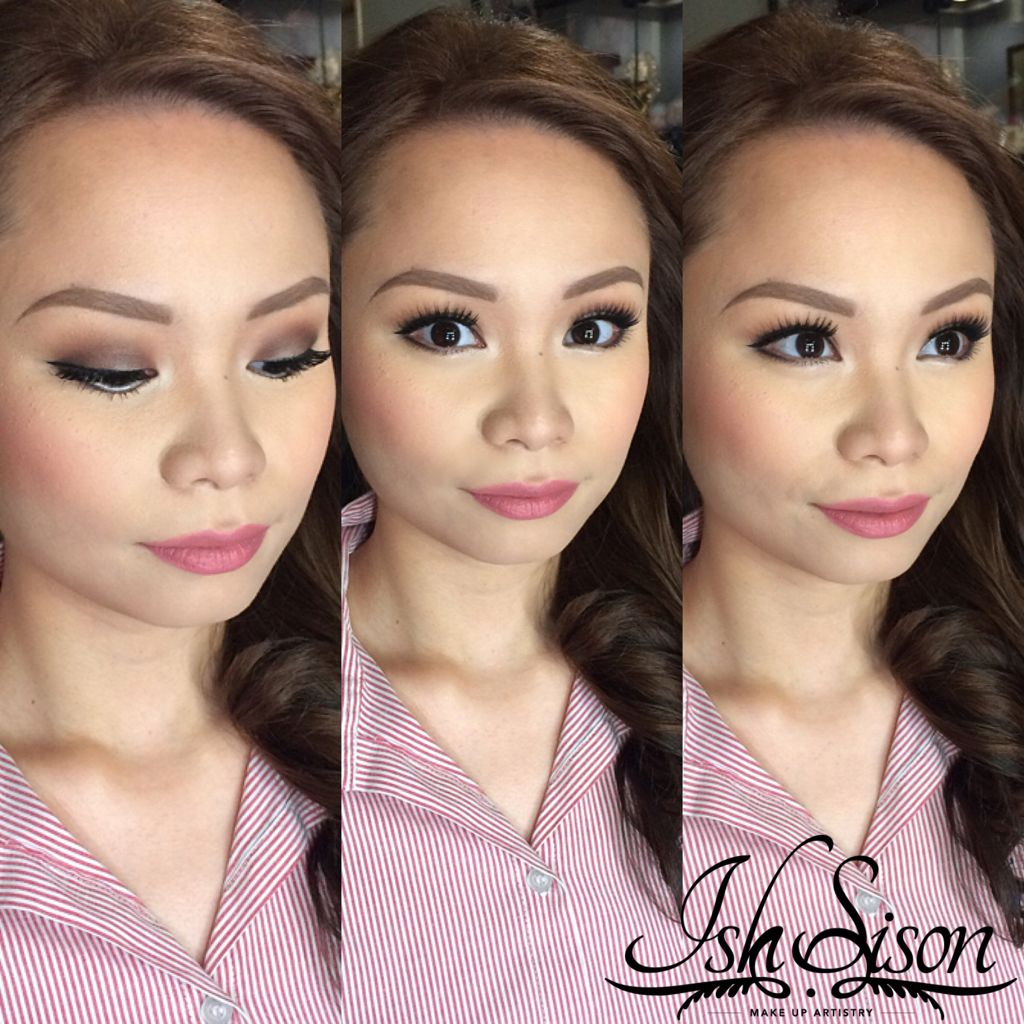 Hair Makeup On Varrie Makeup On Chinese Eyes Artistry Makeup Hair Makeup Makeup