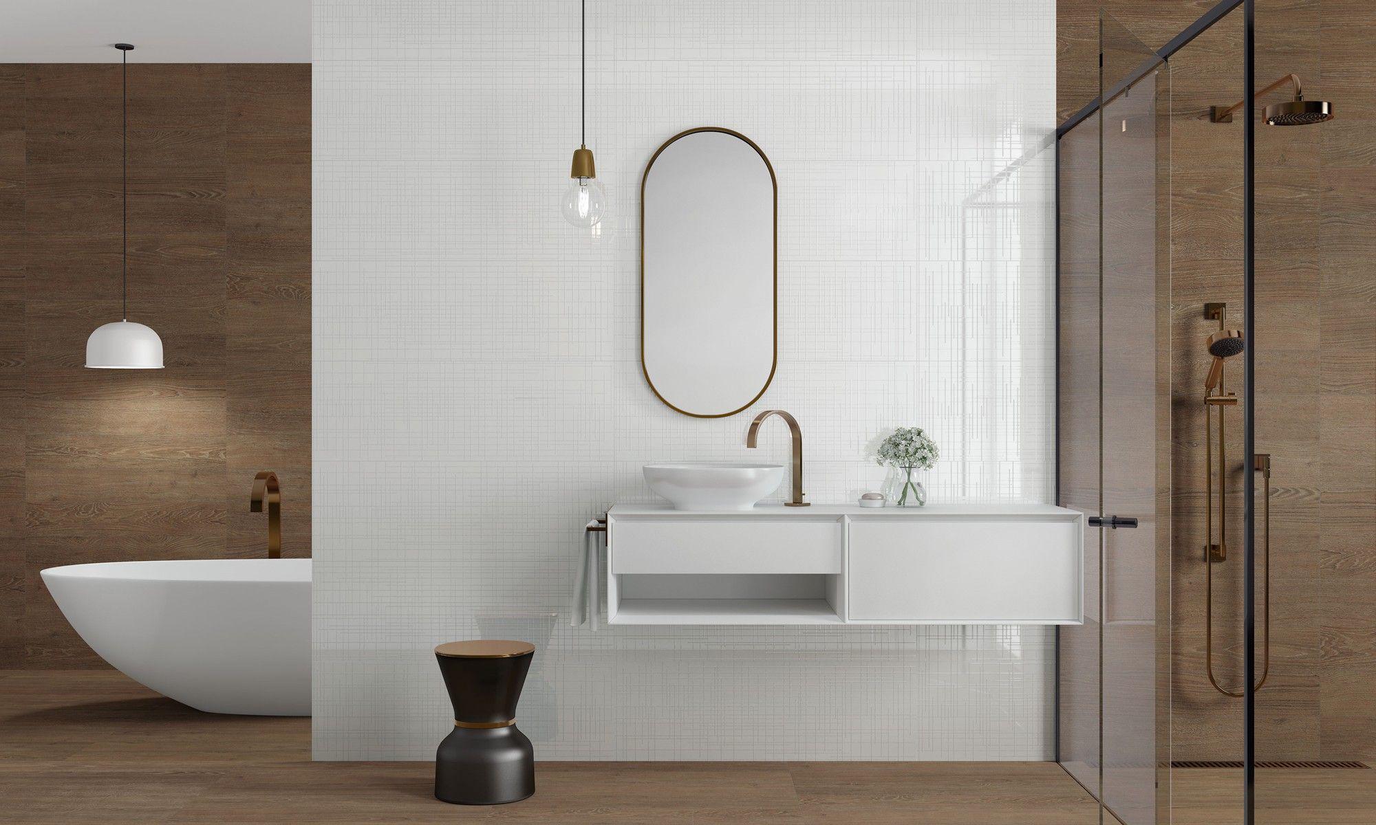 Essence Maple 195x1215 Projekty łazienka Płytki I