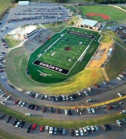 Northwestern Oklahoma State University >> The Nwosu Field In Alva Oklahoma Northwestern Oklahoma