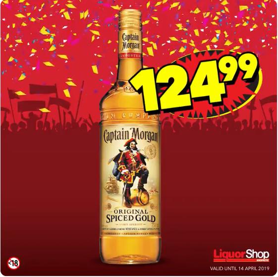 Https Fetchthe City Wp Content Uploads 2019 04 Screenshot 4 3 Png Enjoy A Bottle Of Captain Morgan Original Spiced Rum For Captain Morgan Spiced Rum Shoprite