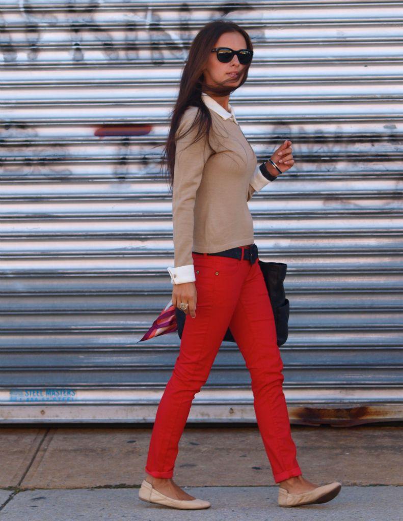 Colored Quant tights