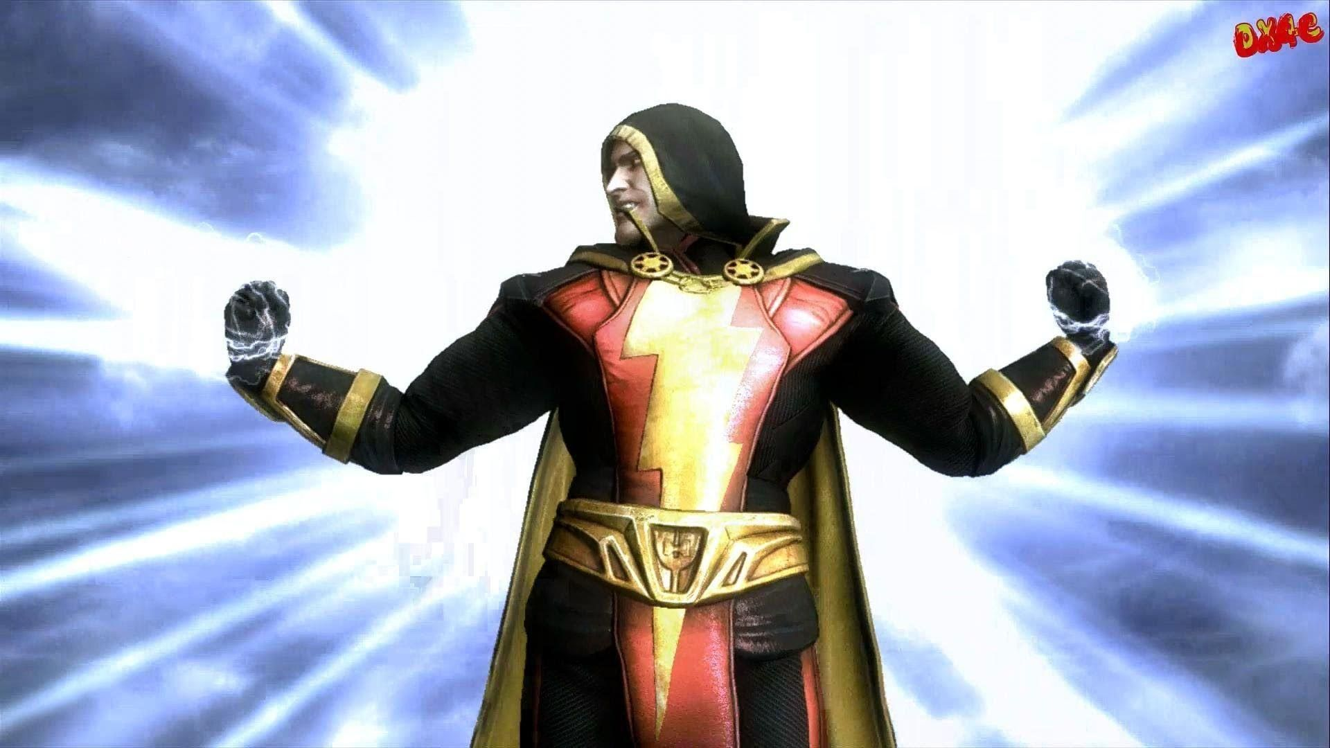 Images For Shazam Injustice Wallpaper Background Hd In