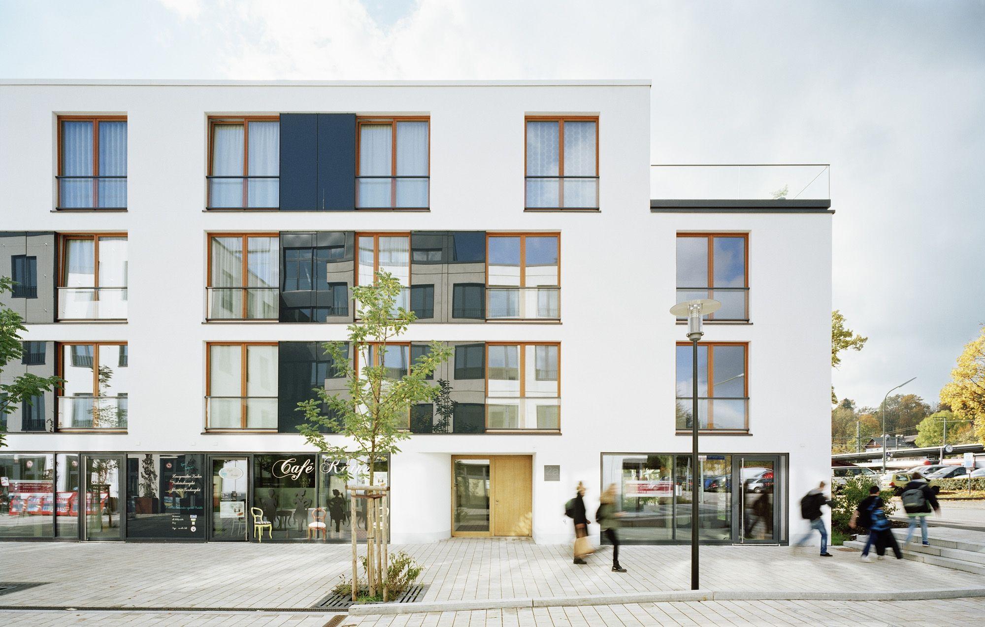 Dorfmüller I Klier Hamburg: Anerkennung Kategorie A: Lakeside Living, KBNK Architekten
