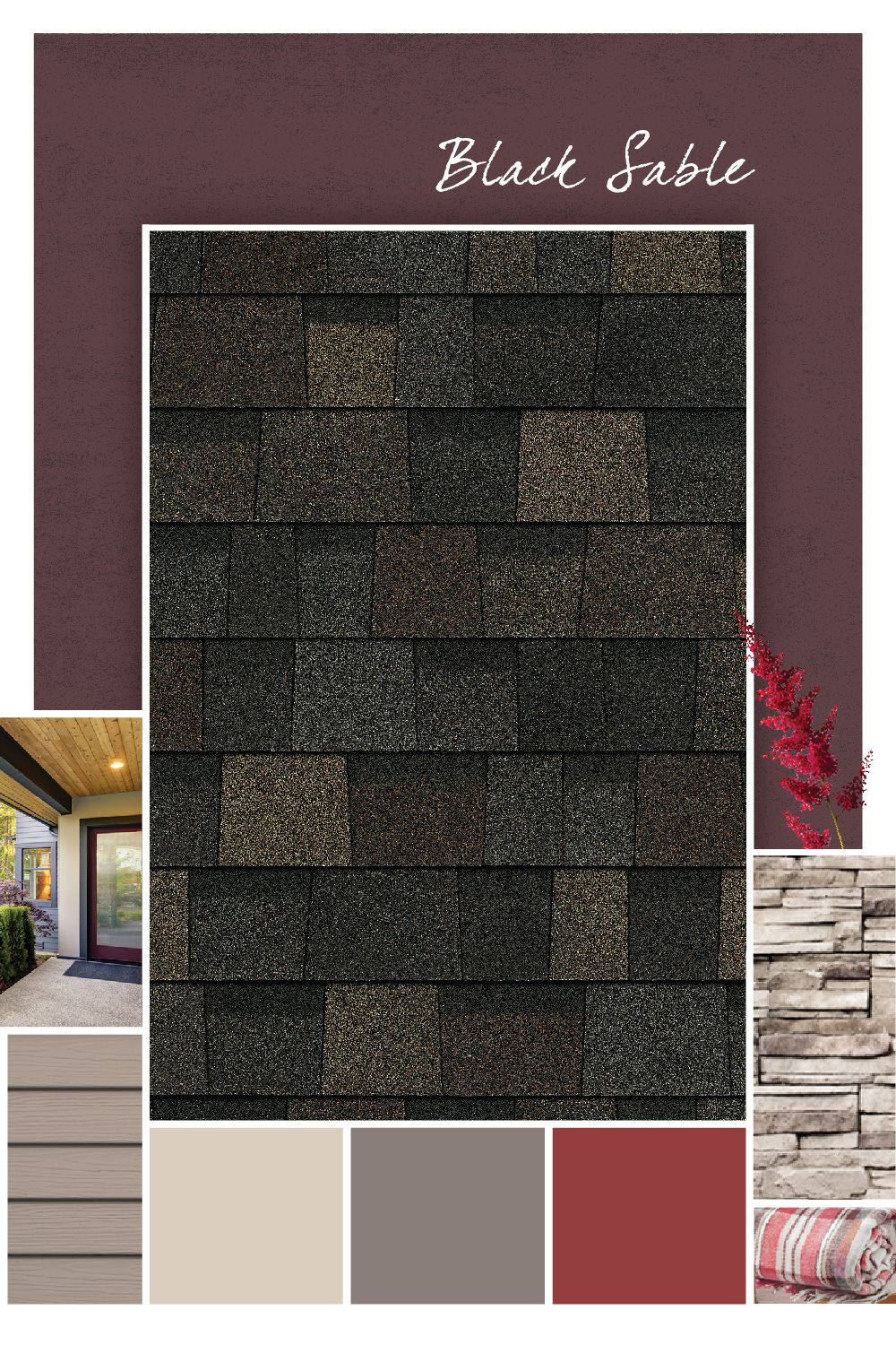 Best Pin On Roof Shingle Swatches 400 x 300