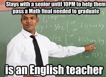 Funny English Teacher Memes   Funny Memes   Pinterest ... English Teacher Funny