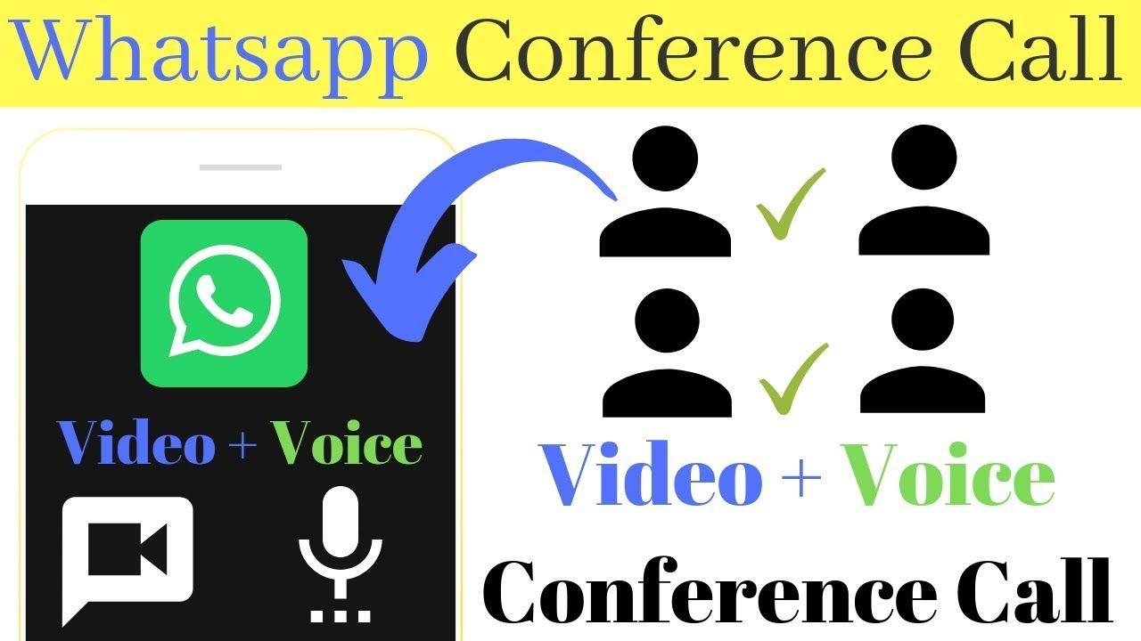 How To Make Whatsapp Group Video and Whatsapp Audio