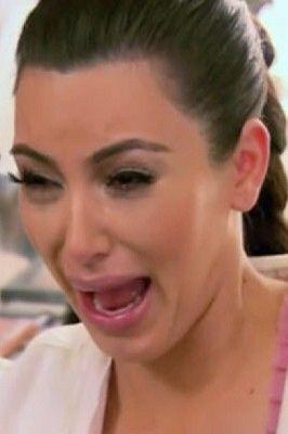 Kim kardashian crying shirt robert boris shopping list - Ugly face wallpaper ...