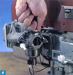 Rebuild Small Engine Carburetor In 2020 Lawn Mower Repair Small Engine Engineering