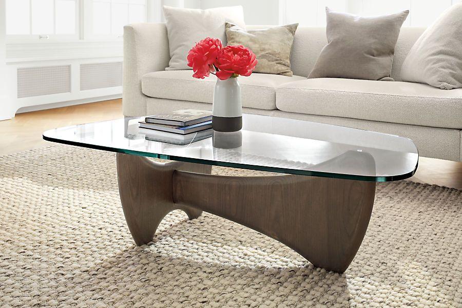 sanders coffee table - modern coffee tables - modern