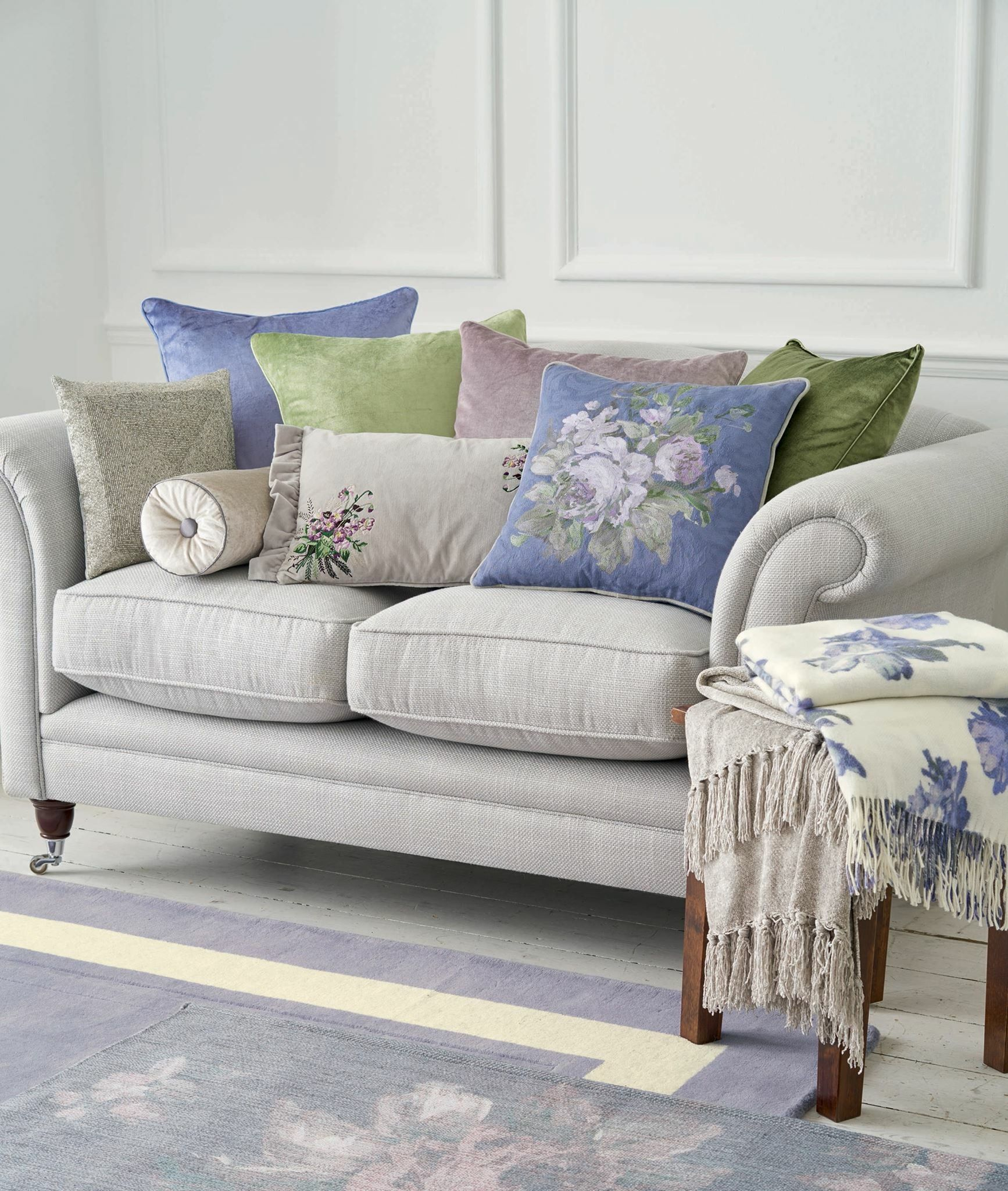 Pin by Karen on New house decorating ideas Laura ashley