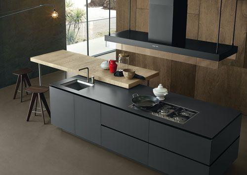 Le cucine 2014 in 2019 | Cucine | Cucina grigia, Cucine ...